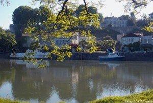 Taillebourg - Bords de la Charente